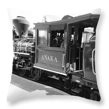 Anaka Throw Pillow