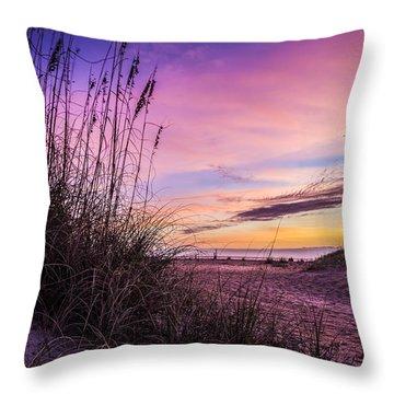 Anastasia Dawn Throw Pillow