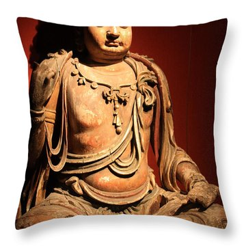 Ancient Royalty Throw Pillow