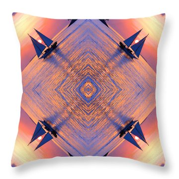 And Yet It Moves Throw Pillow