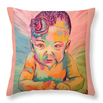 Andie Throw Pillow