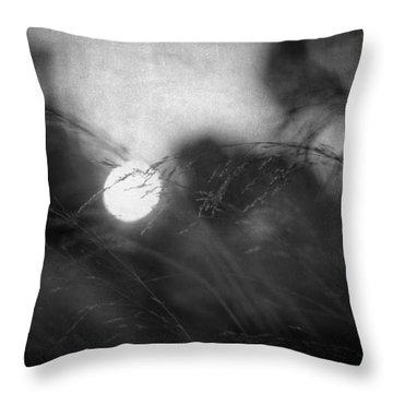 Anesthesia Throw Pillow by Taylan Apukovska