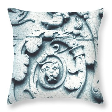 Angels And Demons 2 Throw Pillow