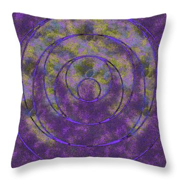 Angels Wings 19 Throw Pillow