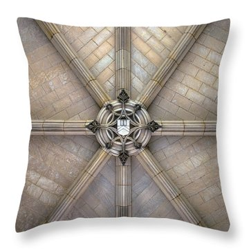 Throw Pillow featuring the photograph Angles by Glenn DiPaola