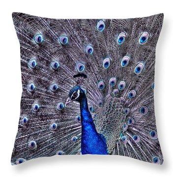 Animal 2 Throw Pillow