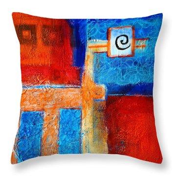 Animal Art Throw Pillow