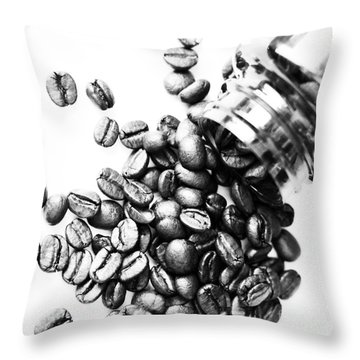 Another Man's Addiction Throw Pillow