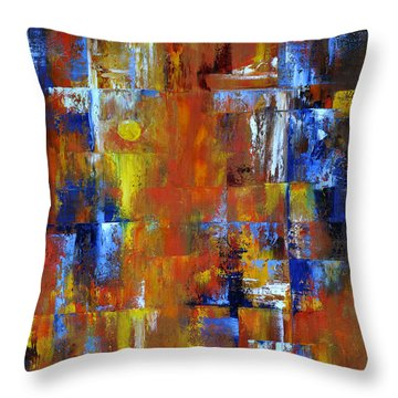 Another Sunrise Throw Pillow