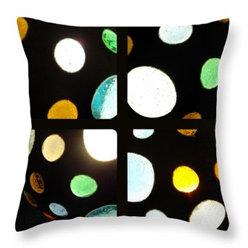 Throw Pillow featuring the photograph Another World Part One by Sir Josef - Social Critic - ART