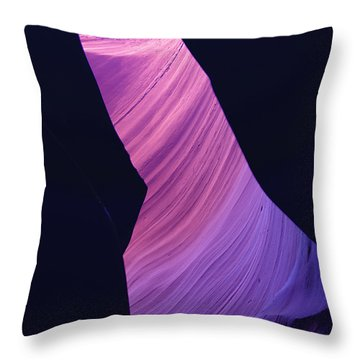 Antelope Canyon 10 Throw Pillow