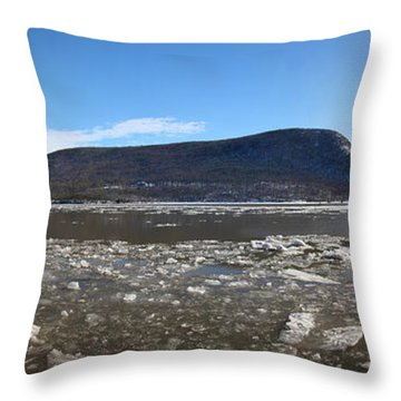 Anthony's Nose Throw Pillow
