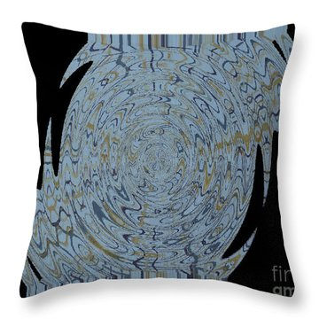 Antique Elegance Throw Pillow by Wayne Cantrell