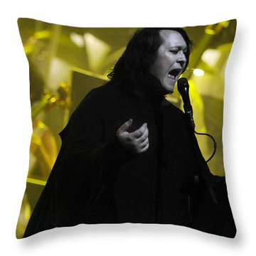 Antony And The Johnsons Viii Throw Pillow