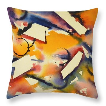 Anyday Now Throw Pillow