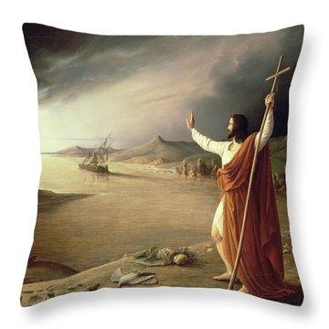 Apocalypse, 1831 Throw Pillow