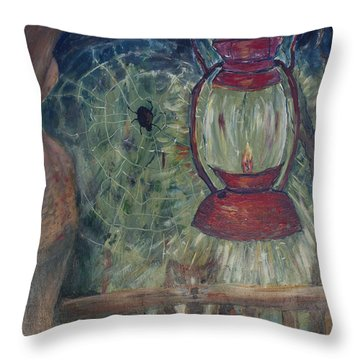 Appalachian Nights  Throw Pillow