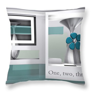 Appointment Throw Pillow