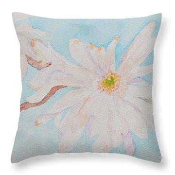 April 1st Throw Pillow