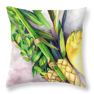 Arba Minim Throw Pillow