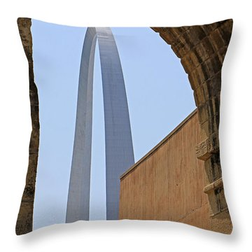 Arch Study 19 Throw Pillow