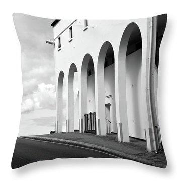 Arches Throw Pillow