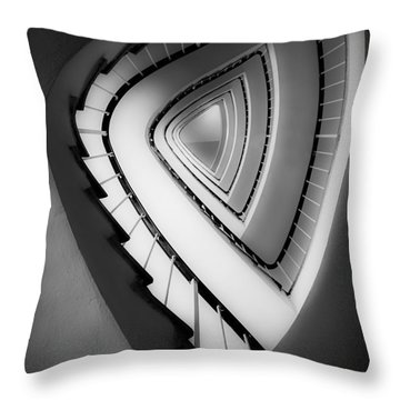 Architect's Beauty Throw Pillow