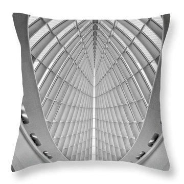 Architectural Wonder Throw Pillow