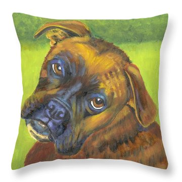 Are We Going Home Soon Throw Pillow