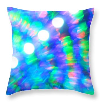 Throw Pillow featuring the photograph Are You Experienced  by Dazzle Zazz