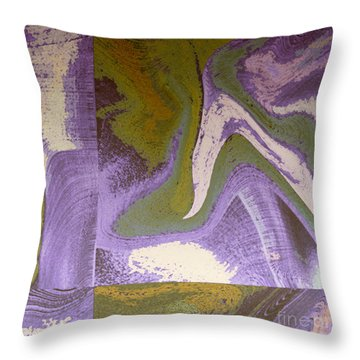 Arial Throw Pillow