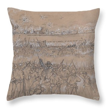 Armistead's Encouragement Throw Pillow