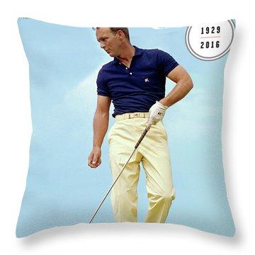 November 1st Throw Pillows