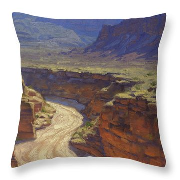 Cliff Throw Pillows
