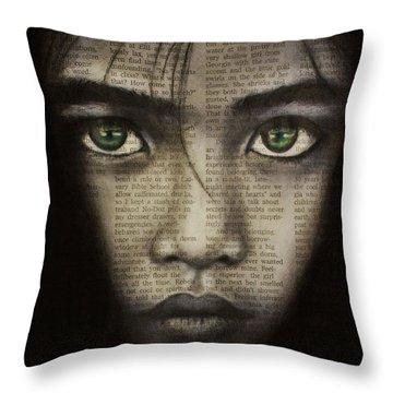 Art In The News 45 Throw Pillow