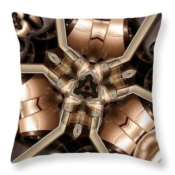 Arthropod Part 1 Throw Pillow