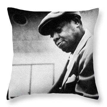 Arthur Tatum (1910-1956) Throw Pillow by Granger