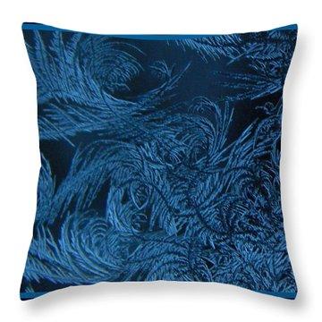 Artic Throw Pillow