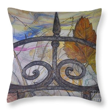 As It Comes 2 Throw Pillow