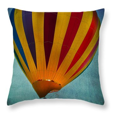 Ascending  Throw Pillow by Alana Ranney
