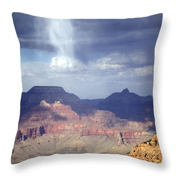 Throw Pillow featuring the photograph Ascension by Sandy Molinaro