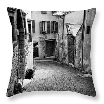 Asolo Throw Pillow by William Beuther