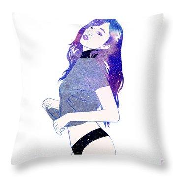Aspire Throw Pillow