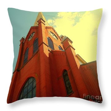 Aspire Throw Pillow by Tami Quigley