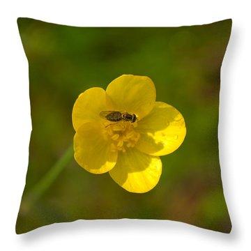 Association Throw Pillow