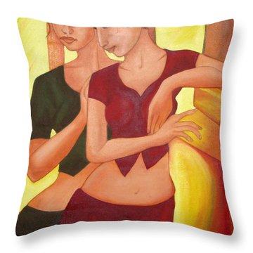 Assurance Throw Pillow
