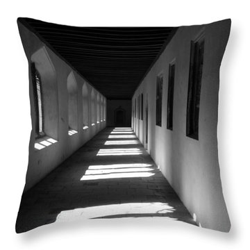 At Magdalen Throw Pillow