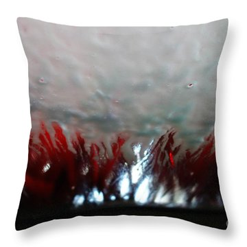 At The Car Wash 4 Throw Pillow