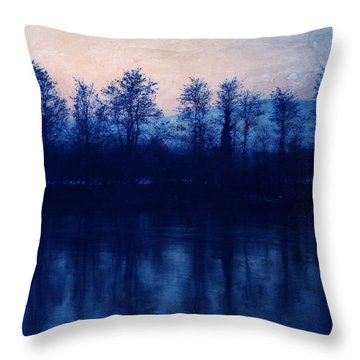 At The End Of The Day Throw Pillow