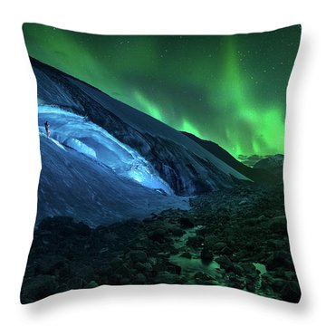 Banff Throw Pillows